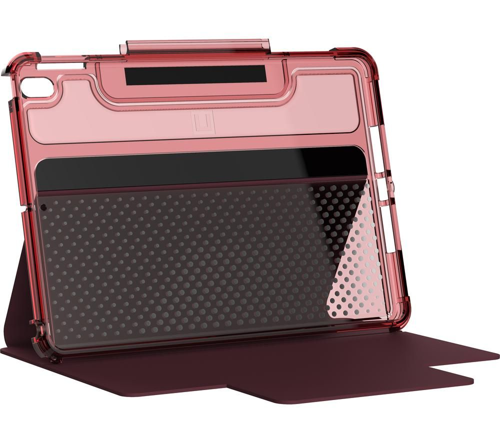 "UAG Lucent 10.2"" iPad Case - Dusty Rose"