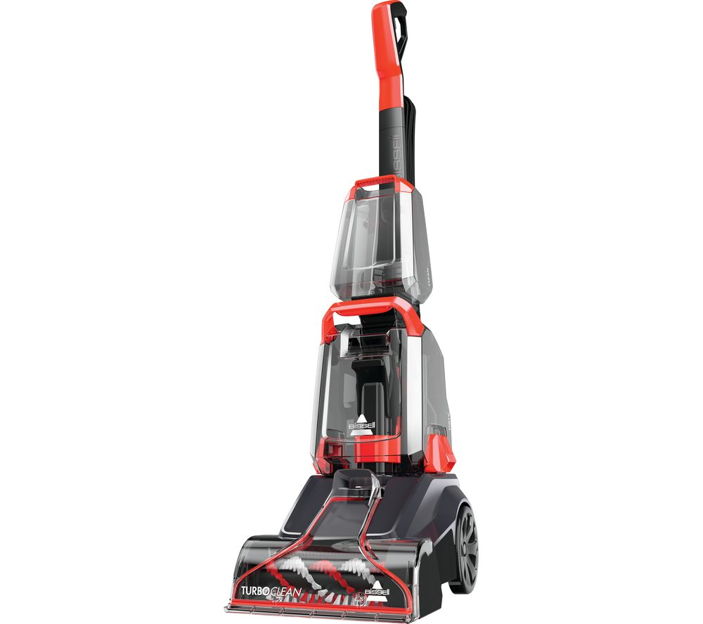 BISSELL PowerClean 2889E Carpet Cleaner - Grey, Grey