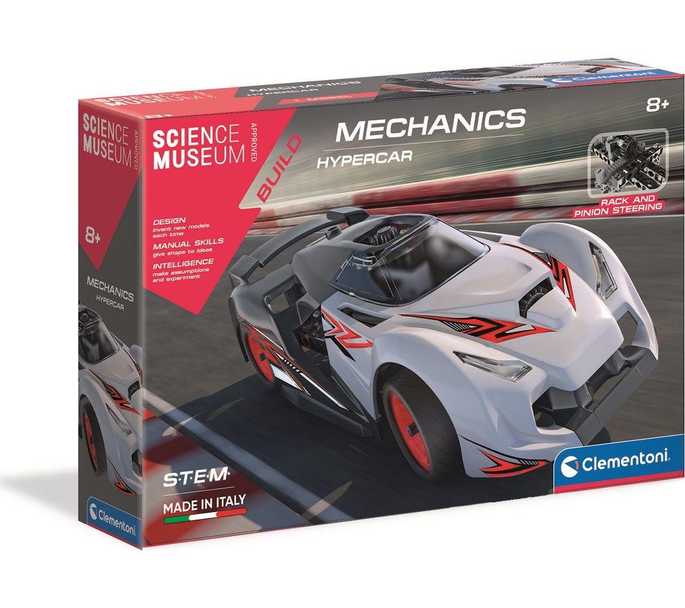 SCIENCE MUSEUM Racing Car Kit