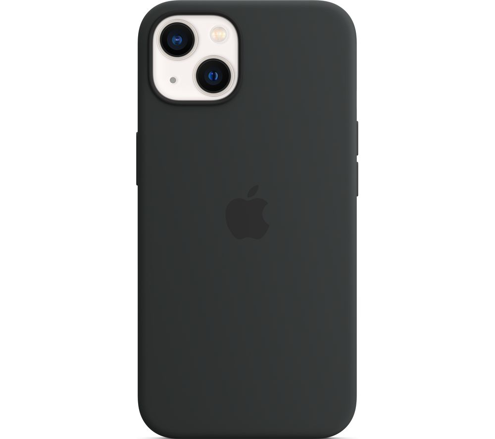 APPLE iPhone 13 Silicone Case with MagSafe - Midnight