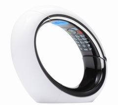 IDECT Eclipse Plus Cordless Phone with Answering Machine