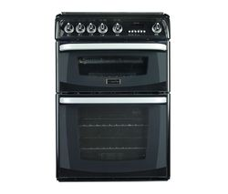 CANNON Carrick CH60GCIK Gas Cooker - Black