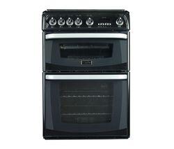 Carrick CH60GCIK Gas Cooker - Black