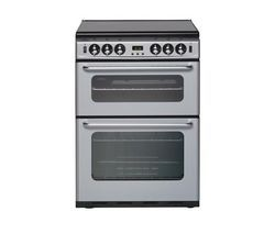 NEW WORLD 600TSIDLM Gas Cooker - Silver