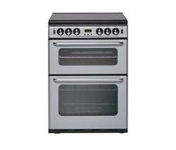 NEW WORLD 600TSIDLM Gas Cooker - Silver