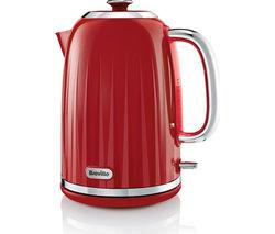 BREVILLE Impressions VKT006 Jug Kettle - Venetian Red