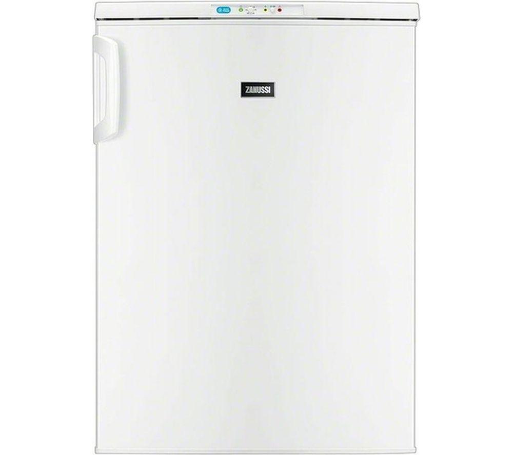 ZANUSSI ZFT10210WA Undercounter Freezer - White