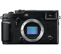 FUJIFILM X-Pro2 Compact System Camera - Black, Body Only