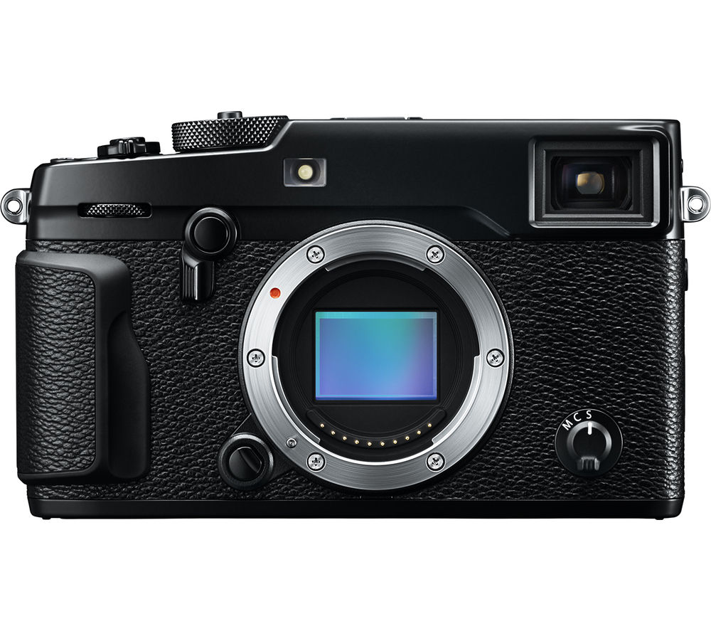 FUJIFILM X-Pro2 Compact System Camera - Black, Body Only, Black