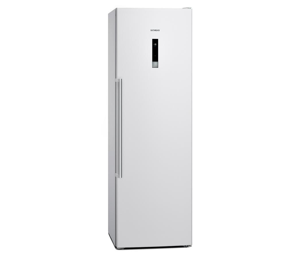 SIEMENS iQ500 GS36NBW30G Tall Freezer - White