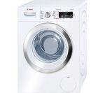 BOSCH Serie 8 ActiveOxygen WAW28750GB Washing Machine - White