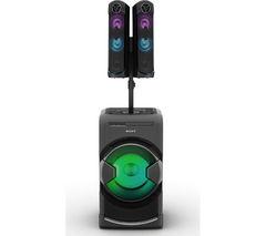 SONY MHC-GT4D Wireless Megasound Hi-Fi System - Black