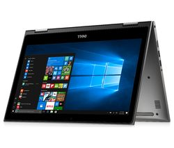 DELL Inspiron 13 5000 Touchscreen 2 in 1 - Silver