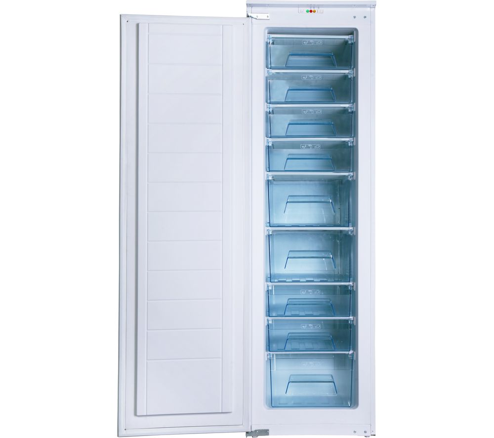 AMICA BZ226.3 Integrated Tall Freezer