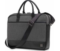 "KNOMO Princeton 15.6"" Laptop Bag - Grey"