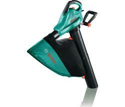 ALS 2500 Garden Vacuum - Green