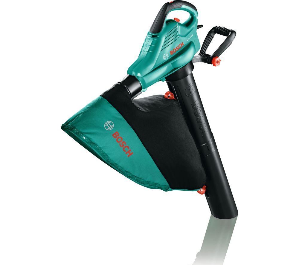 BOSCH ALS 2500 Garden Vacuum - Green, Green
