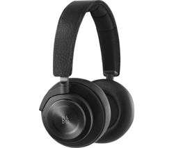 B&O Beoplay H9 Wireless Bluetooth Noise-Cancelling Headphones - Black