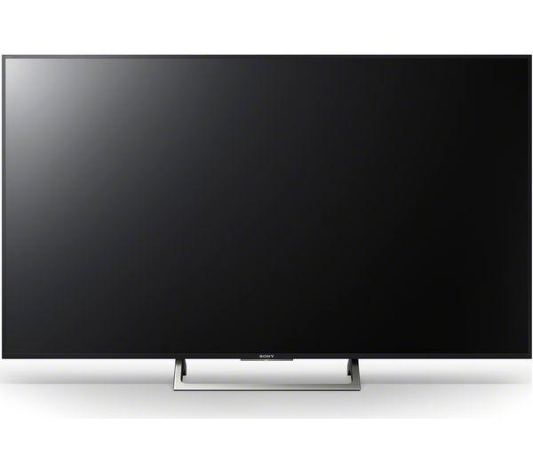 Buy Sony Bravia Kd43xe8396 43 Quot Smart 4k Ultra Hd Hdr Led