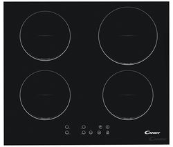 CANDY CI640CBA Electric Induction Hob - Black