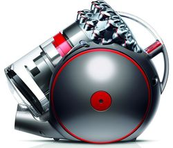 DYSON Big Ball Cinetic Animal 2 Cylinder Bagless Vacuum Cleaner - Iron & Nickel