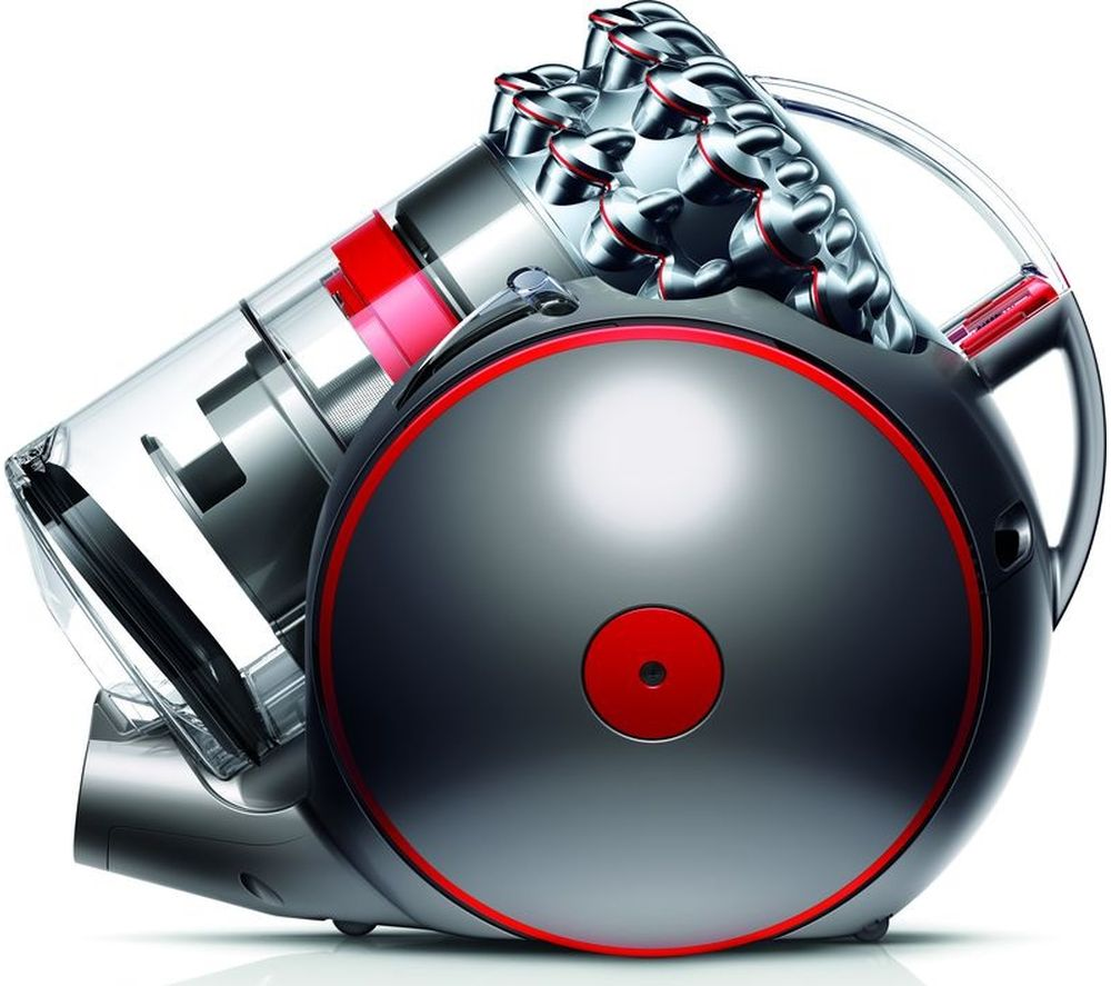 Compare retail prices of Dyson Big Ball Cinetic Animal 2 Cylinder Bagless Vacuum Cleaner to get the best deal online