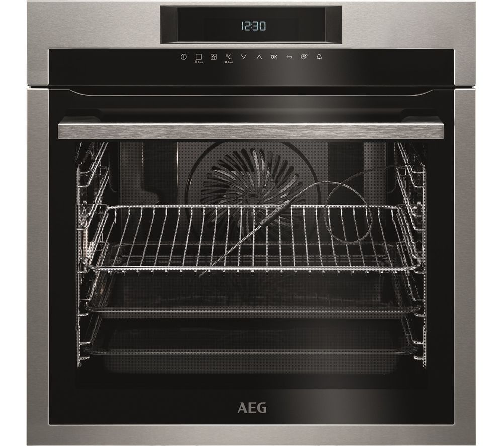 Compare prices for AEG BPE742320M Electric Oven