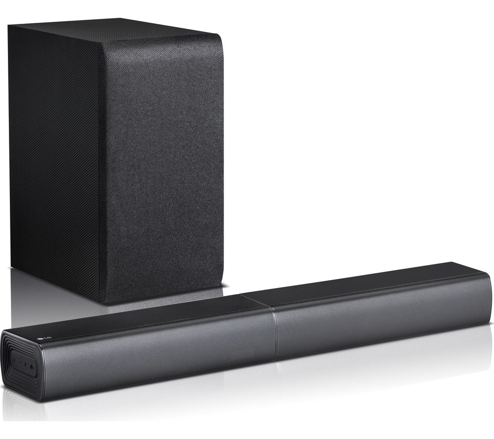 LG SJ7 2.1 Wireless Sound Bar