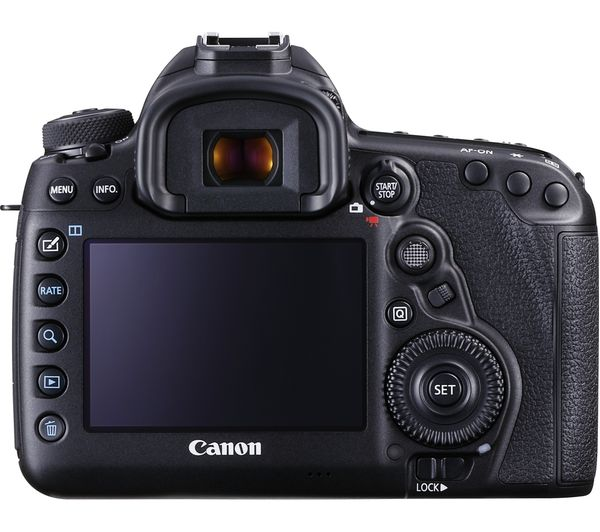 Buy CANON EOS 5D Mark IV DSLR Camera & Accessories Bundle