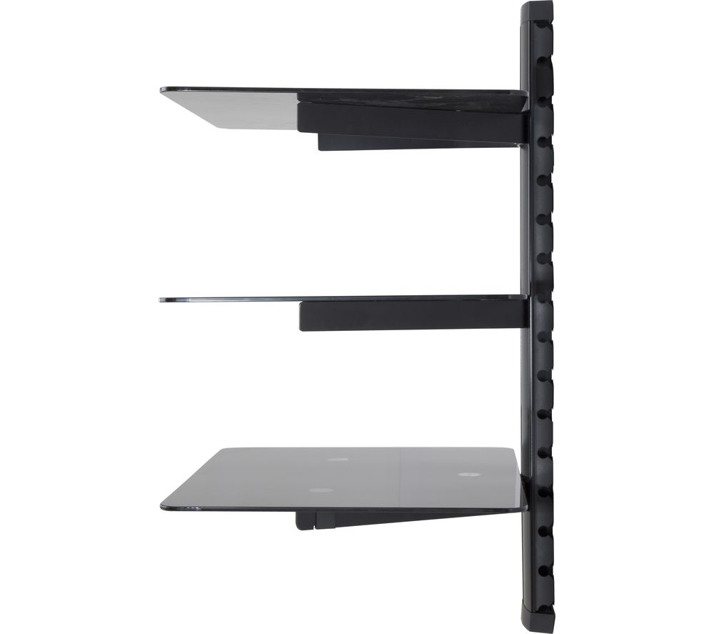 AVF AS300 Fixed AV Shelving Wall Mount