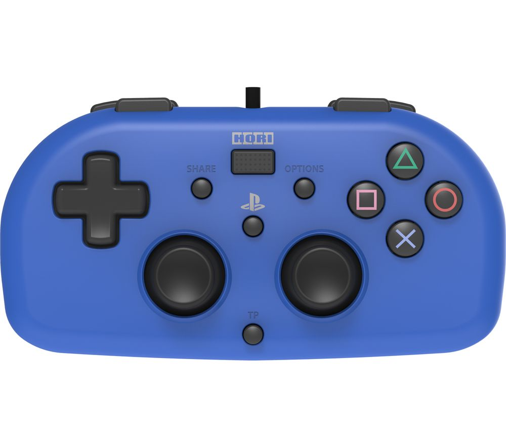 Compare prices for HRR HORI Mini Gamepad - Blue