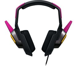 Meka Gaming Headset - Black