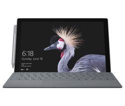 "MICROSOFT 12.3"" Intel® Core™ i5 Surface Pro & Typecover - 128 GB, Silver"