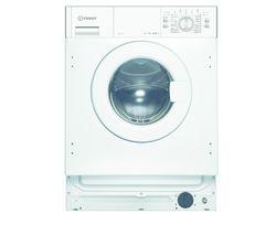 INDESIT IWML 722 Integrated 7 kg 1200 Spin Washing Machine