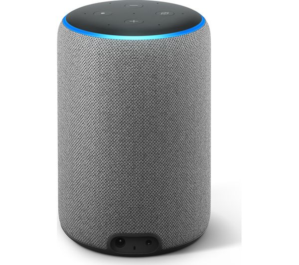 Buy Amazon Echo Plus 2018 Grey Free Delivery Currys