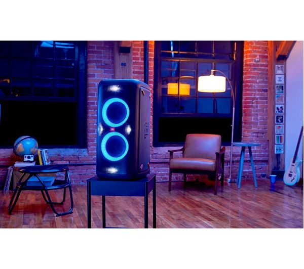 JBL Partybox 300 Bluetooth Megasound Party Speaker - Black