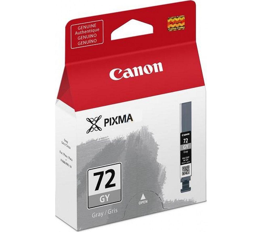 CANON PGI-72 Grey Inkjet Cartridge