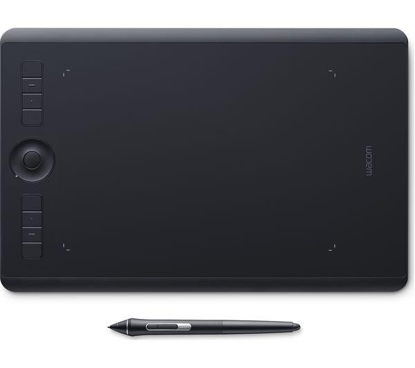 "Image of WACOM Intuos Pro Medium 13.2"" Graphics Tablet"