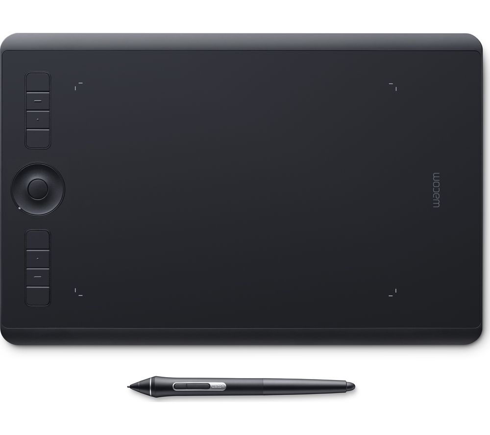WACOM Intuos Pro Medium 13.2-ö Graphics Tablet