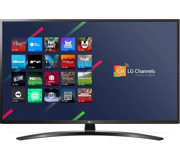 "LG 55UM7450PLA 55"" Smart 4K Ultra HD HDR LED TV with Google Assistant - Currys 7"