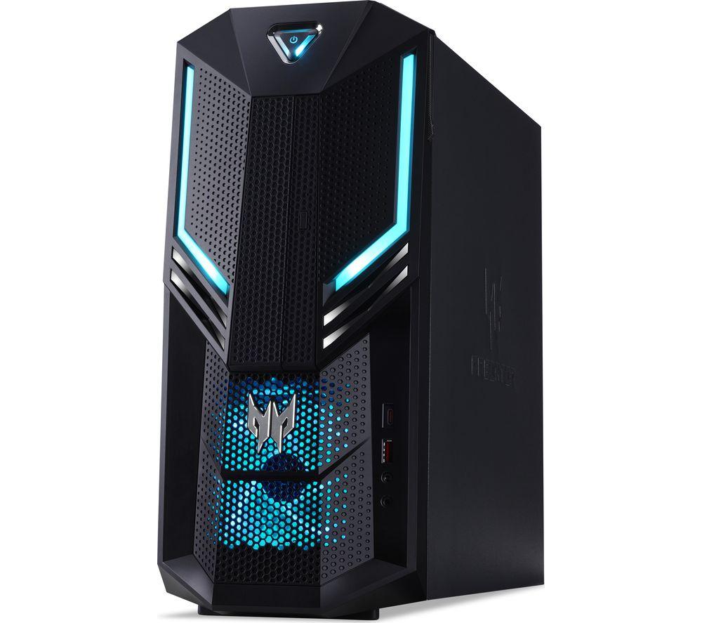 ACER PO3-600 Intel® Core™ i7 RTX 2070 Gaming PC - 1 TB HDD & 256 GB SSD