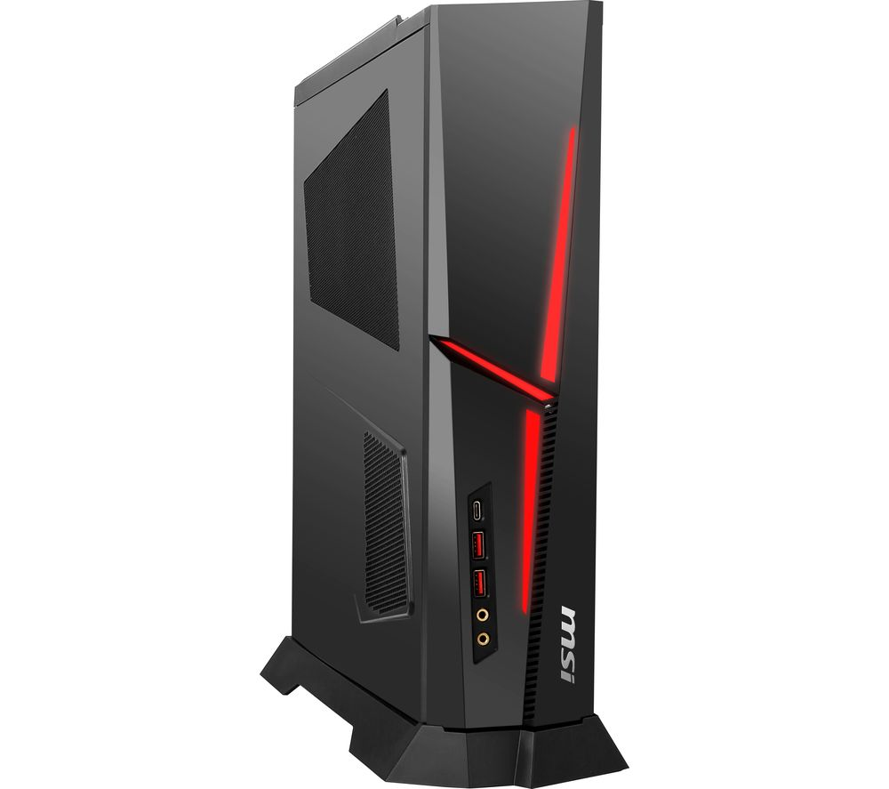 MSI Trident A Gaming PC - Intel® Core™ i5, RTX 2060, 1 TB HDD & 128 GB SSD