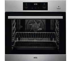 BPS356020M Electric Oven - Stainless Steel