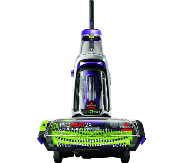 Proheat 2x Revolution Pet Pro Upright Carpet Cleaner Purple
