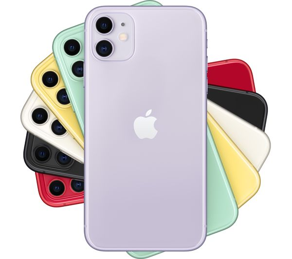 Apple iPhone 11 - 256 GB, Purple 1