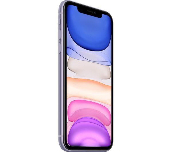 Apple iPhone 11 - 256 GB, Purple 2