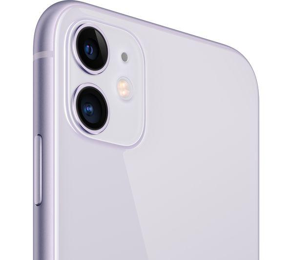 Apple iPhone 11 - 256 GB, Purple 3
