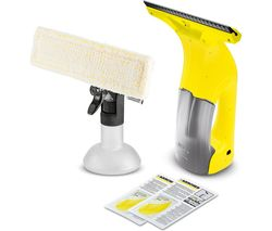 KARCHER KWI 1 Plus Window Vacuum Cleaner - Yellow