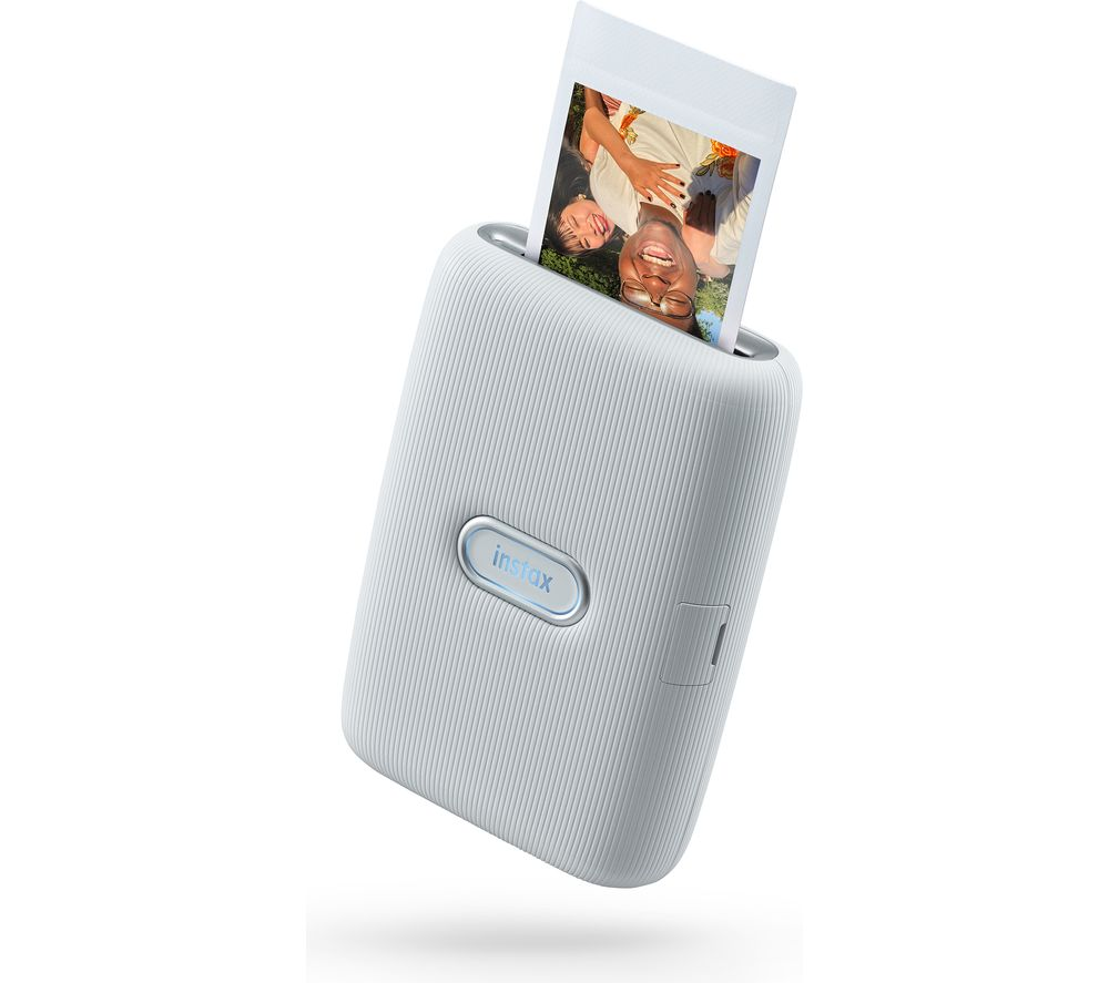 INSTAX mini Link Photo Printer - Ash White