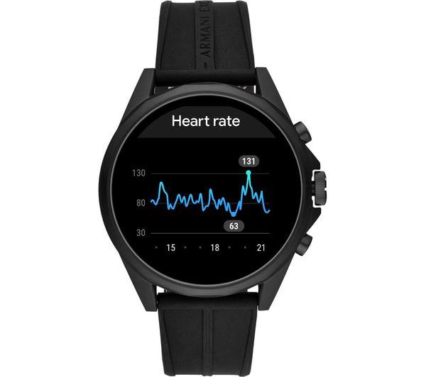 Image of ARMANI EXCHANGE AXT2007 Smartwatch - Black, Universal